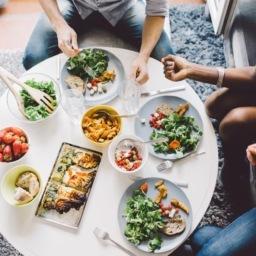 9 Healthy Super Bowl Snacks | cartageous.com/blog/