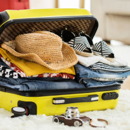 Vacation Packing List: A Printable Checklist for Your Next Trip | Cartageous.com/Blog