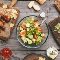 Summer Salads | Cartageous.com/Blog