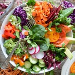 7 Healthy Spring Meals to Make Tonight | Cartageous.com/Blog