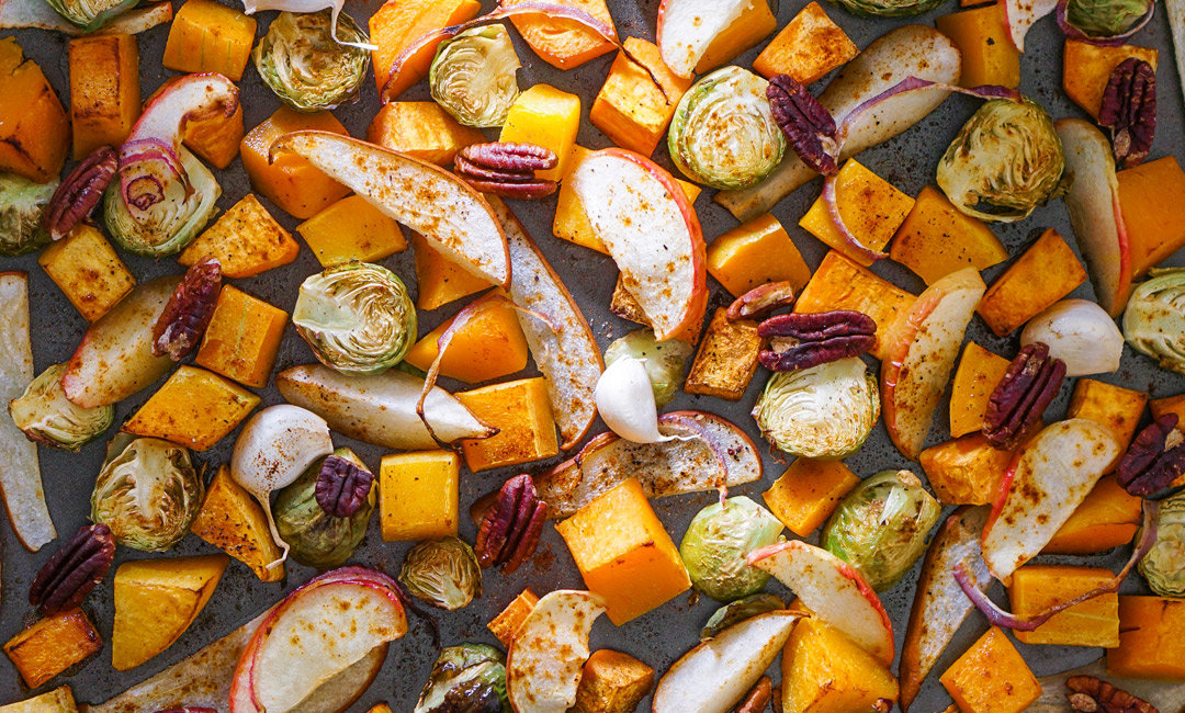 10 Sneaky Healthy Thanksgiving Sides | Cartageous.com/Blog
