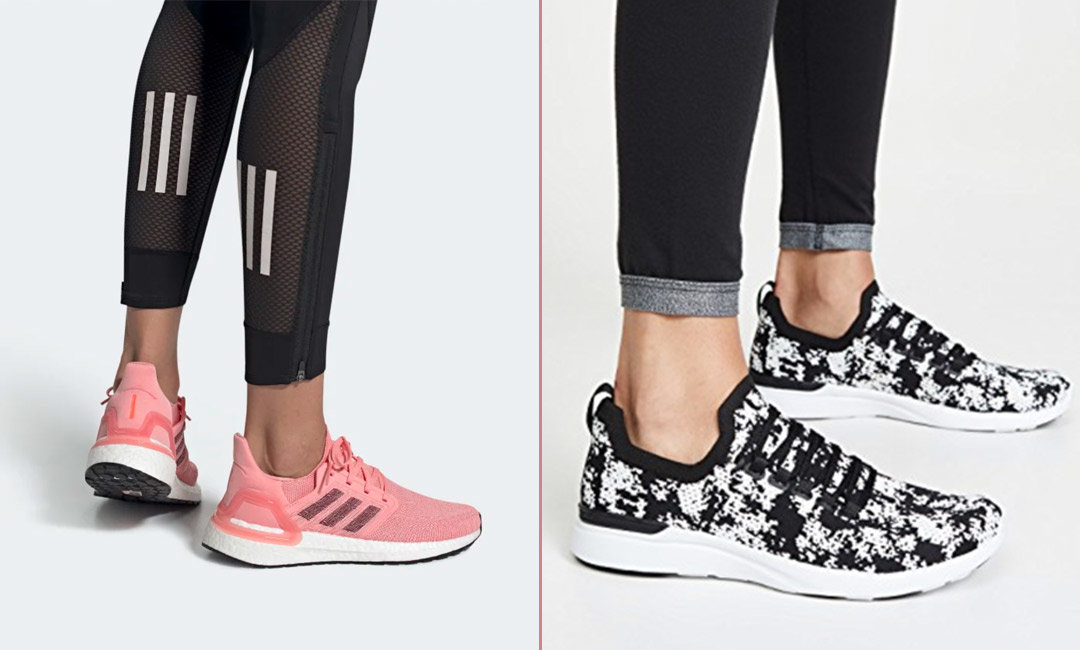 15 Cute Running Shoes to Help You Get Up and Moving in 2020   Cartageous.com/Blog