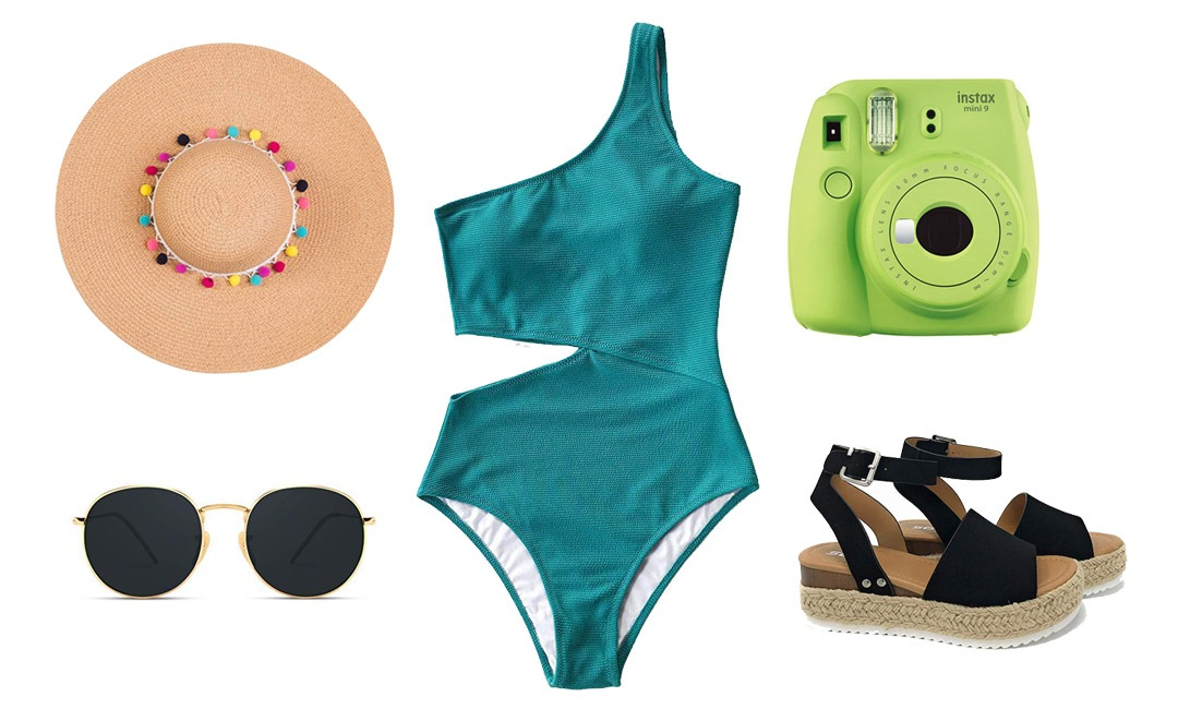 Spring Break Essentials | Cartageous.com/Blog