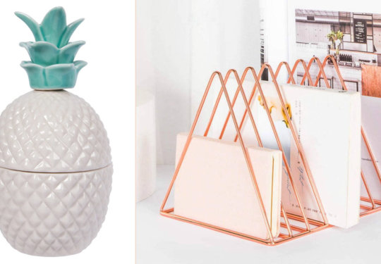 Cute Home Office Décor picks from Amazon | Cartageous.ca/Blog