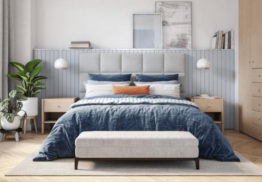 10 Easy Ways to Update Your Bedroom | Cartageous.ca/Blog
