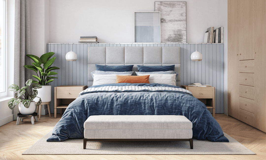 10 Easy Ways to Update Your Bedroom | Cartageous.ca/Blog